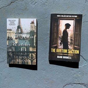 📚Bundle of 2 brand new books/novels 📚 fiction/nonfiction